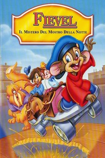 Poster of Fievel - il mistero del mostro della notte
