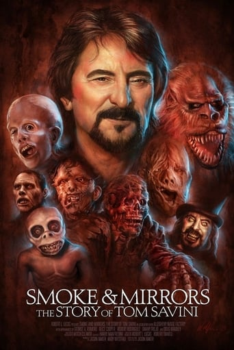 Poster of Smoke and Mirrors: The Story of Tom Savini