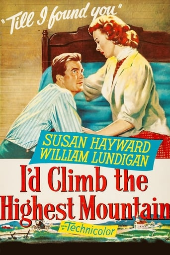 Poster of I'd Climb the Highest Mountain