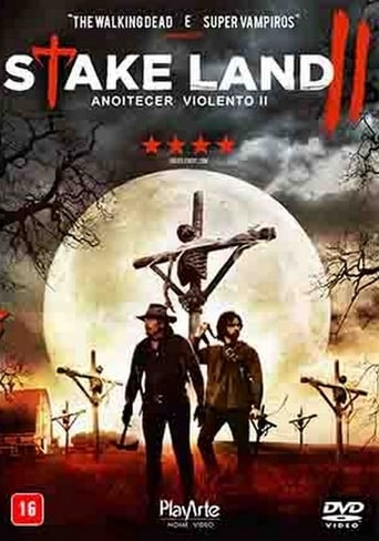 Poster of Stake Land - Anoitecer Violento 2
