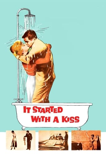 Poster of It Started with a Kiss