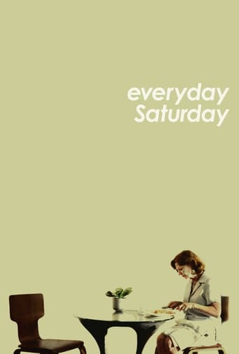 Poster of Everyday Saturday