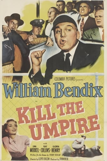 Poster of Kill The Umpire