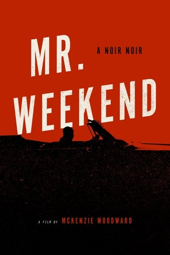 Mr. Weekend Poster
