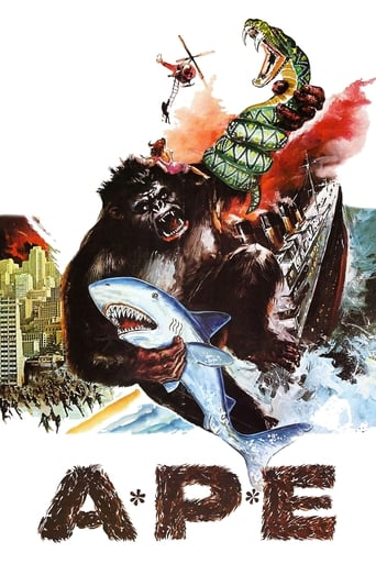 Poster of El gorila ataca