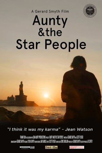 Aunty and the Star People Movie Poster