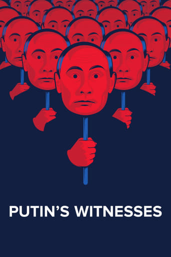 Poster of Putin's Witnesses