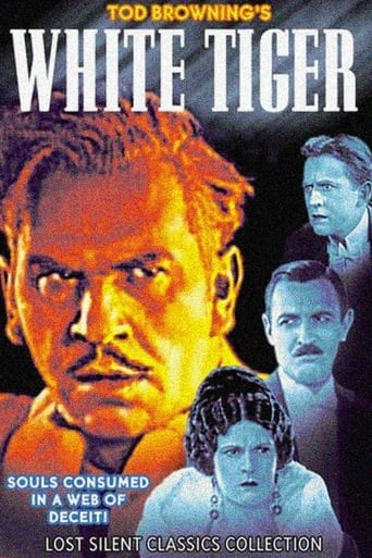 Poster of White Tiger