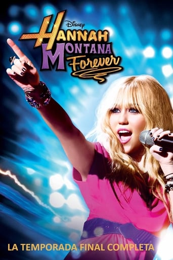 Poster of Hannah Montana