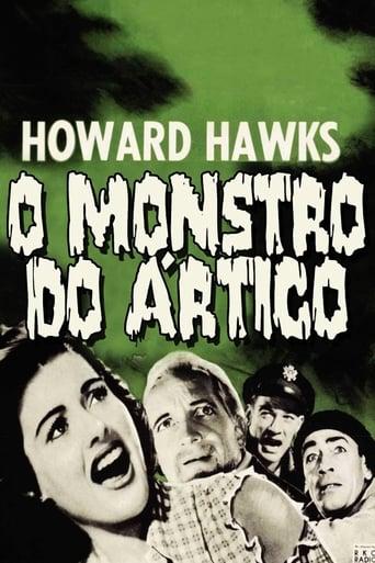 O Monstro do Ártico Torrent (1951) Tri Audio / Dublagem Clássica BluRay   1080p – Download