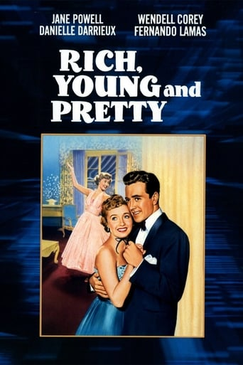 Poster of Rich, Young and Pretty