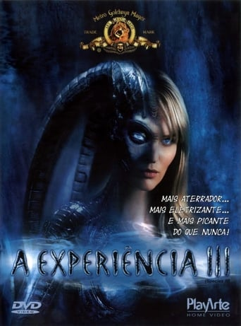 A Experiência III - Poster