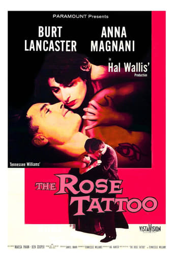 Poster of The Rose Tattoo