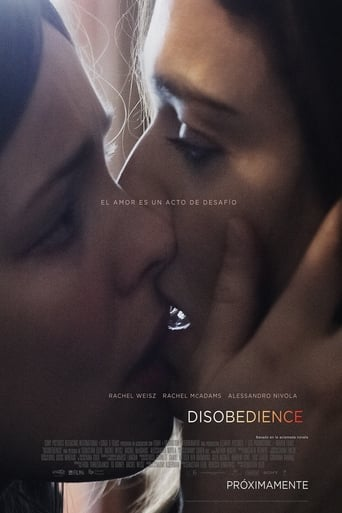 Poster of Disobedience