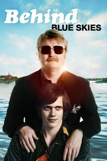 Poster of Behind Blue Skies