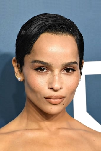 Image of Zoë Kravitz