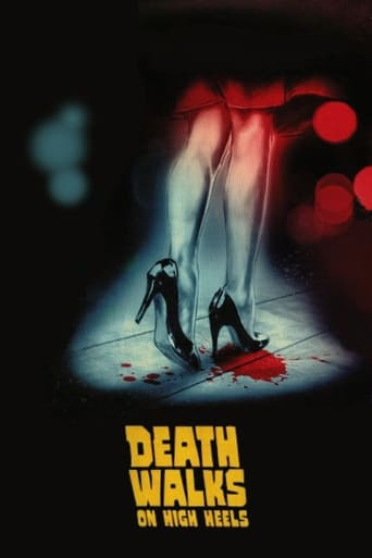 Poster of Death Walks on High Heels