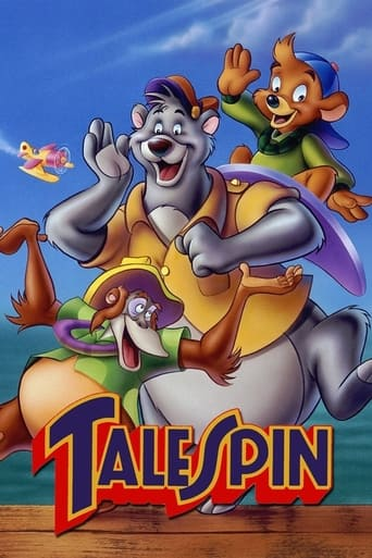 Disney's TailSpin image
