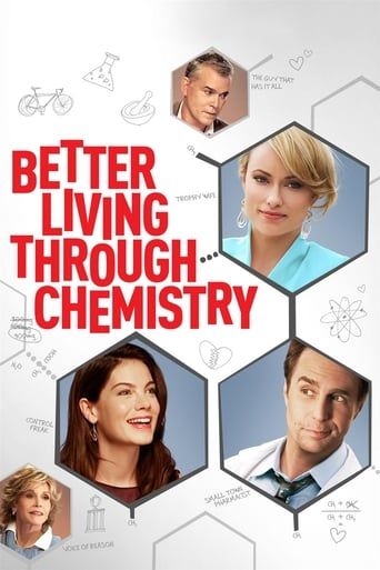 Poster of Better Living Through Chemistry