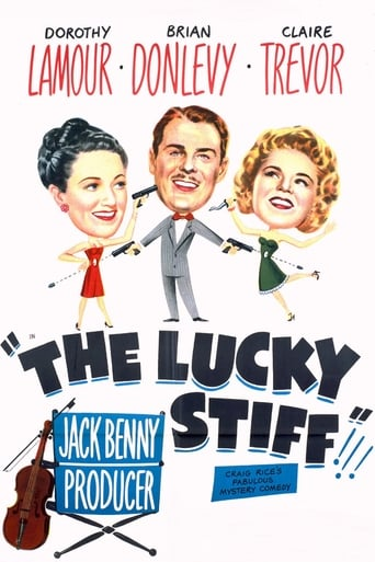 The Lucky Stiff Movie Poster