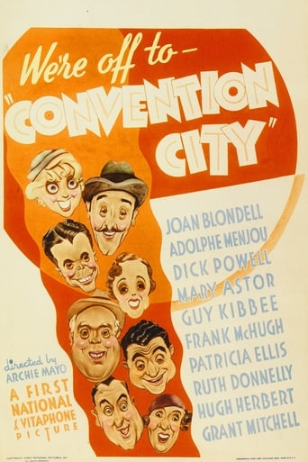 Poster of Convention City