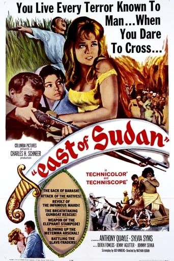 Poster of East of Sudan