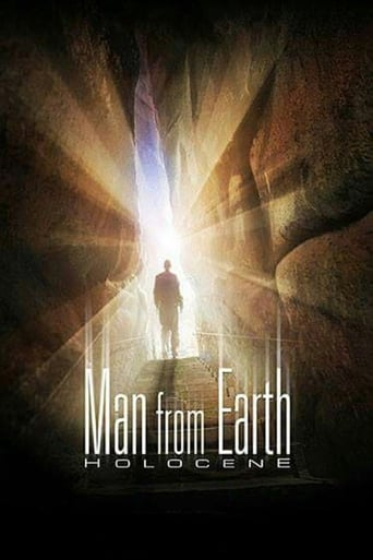 Poster of The Man From Earth: Holocene