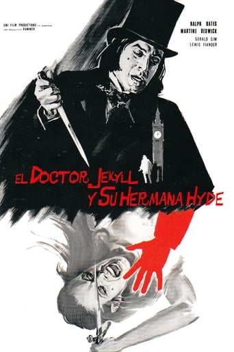 Poster of Dr. Jekyll y su hermana Hyde