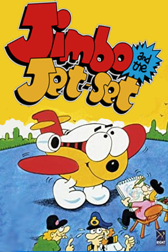 Poster of Jimbo and the Jet Set