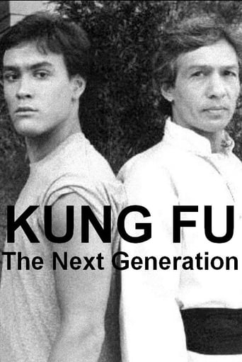 Poster of Kung Fu: The Next Generation