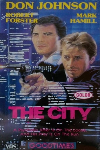 Poster of The City