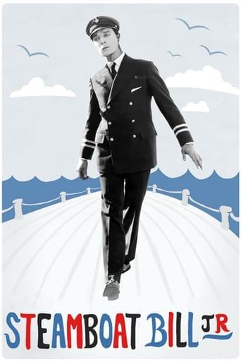 Poster Steamboat Bill, Jr.