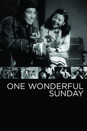Poster of One Wonderful Sunday fragman