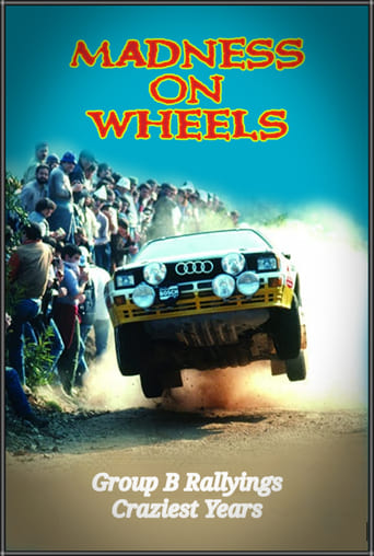 Poster of Madness on Wheels