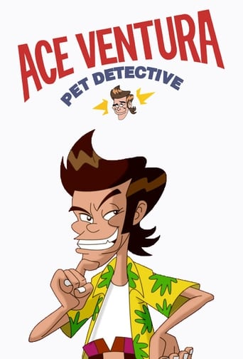 Ace Ventura Pet Detective: The Series