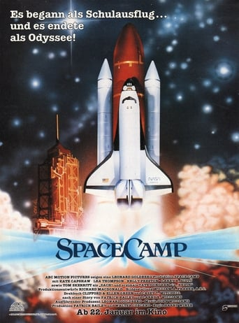 Space Camp - Familie / 1987 / ab 6 Jahre