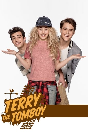 Poster of Terry the Tomboy