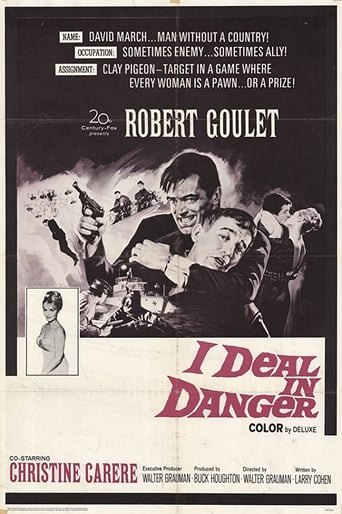 Poster of I Deal In Danger