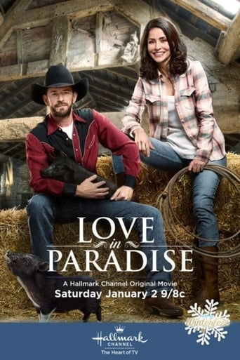 Love in Paradise poster