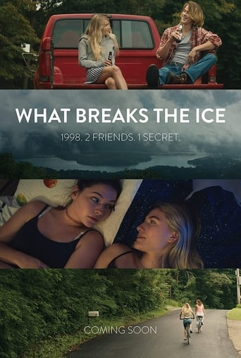 What Breaks the Ice Poster