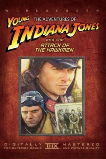 Poster of The Adventures of Young Indiana Jones: Attack of the Hawkmen