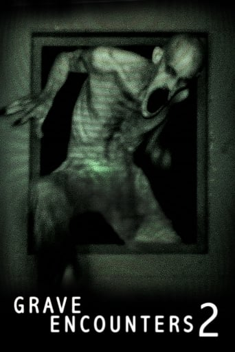 Poster of Grave Encounters 2