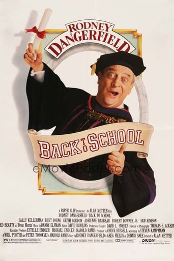 Poster of Back to School