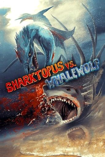 Sharktopus vs. Whalewolf Poster