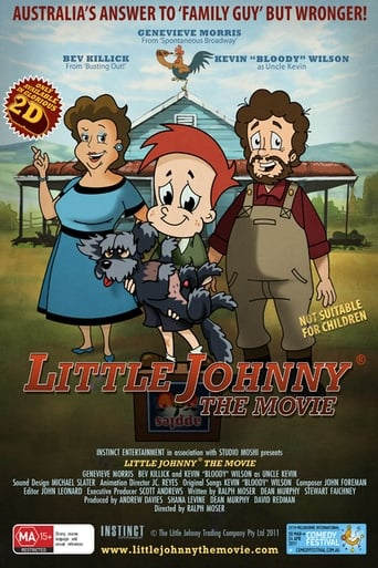 Poster of Little Johnny The Movie