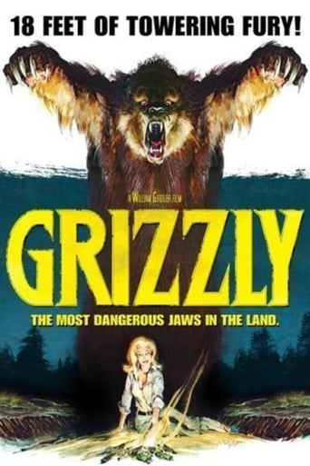 Grizzly, a Fera Assassina - Poster