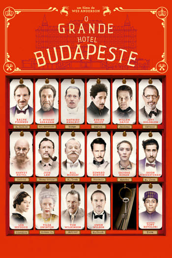 O Grande Hotel Budapeste – HD 720p – Dublado Online (2014)