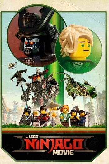 LEGO NINJAGO FILMAS online