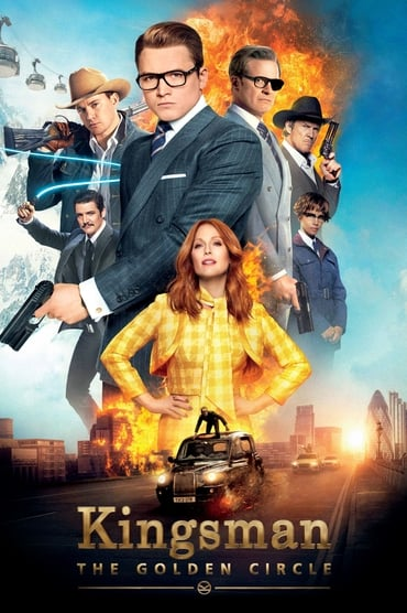 Nonton Kingsman: The Golden Circle Film Subtitle Indonesia Movie Streaming Download