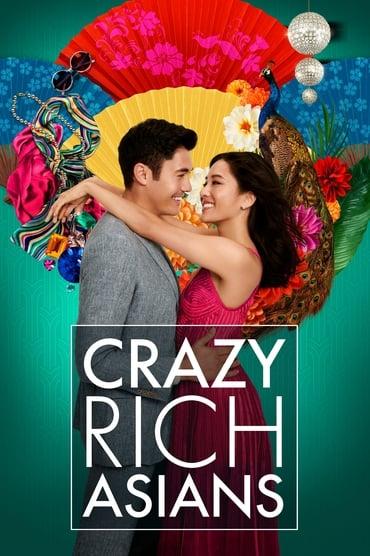 Crazy Rich Asians poster photo